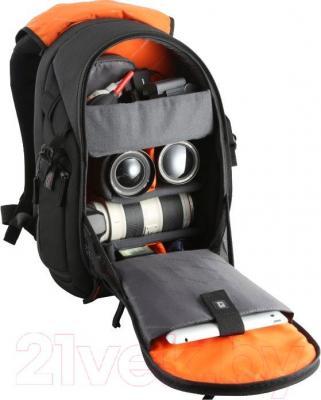 Рюкзак для фотоаппарата Vanguard The Heralder 46 - в раскрытом виде