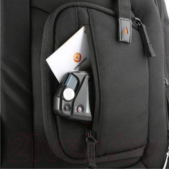Рюкзак для фотоаппарата Vanguard The Heralder 48 - отделение органайзер