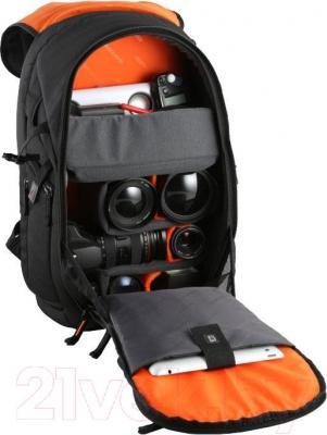 Рюкзак для фотоаппарата Vanguard The Heralder 48 - в раскрытом виде