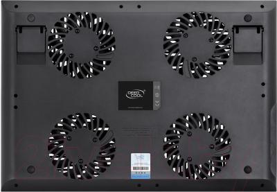 Подставка для ноутбука Deepcool Multi Core X8 - вид снизу