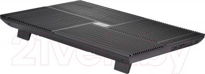 Подставка для ноутбука Deepcool Multi Core X8 - вид сзади