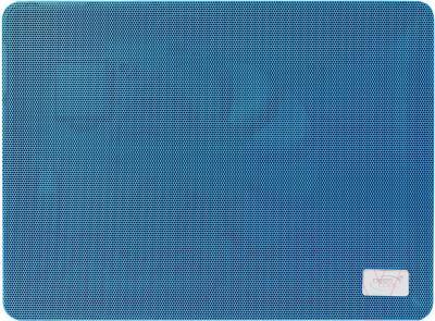 Подставка для ноутбука Deepcool N1 (Blue) - фронтальный вид