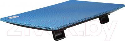 Подставка для ноутбука Deepcool N1 (Blue) - вид сзади