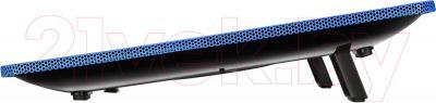 Подставка для ноутбука Deepcool N1 (Blue) - вид сбоку