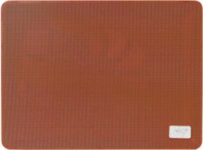 Подставка для ноутбука Deepcool N1 (оранжевый) - фронтальный вид