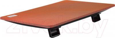 Подставка для ноутбука Deepcool N1 (оранжевый) - вид сзади