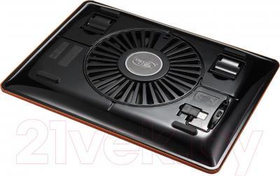 Подставка для ноутбука Deepcool N1 (оранжевый) - вид снизу