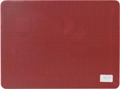 Подставка для ноутбука Deepcool N1 (красный) - фронтальный вид
