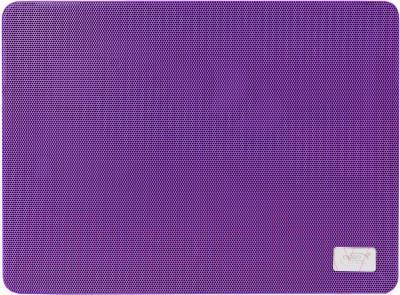 Подставка для ноутбука Deepcool N1 (фиолетовый) - фронтальный вид