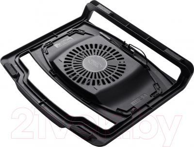Подставка для ноутбука Deepcool N400 (черный) - вид снизу