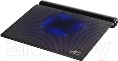 Подставка для ноутбука Deepcool M5 (Black) - общий вид