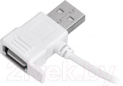 Подставка для ноутбука Deepcool N2 (белый) - сквозной разъём USB