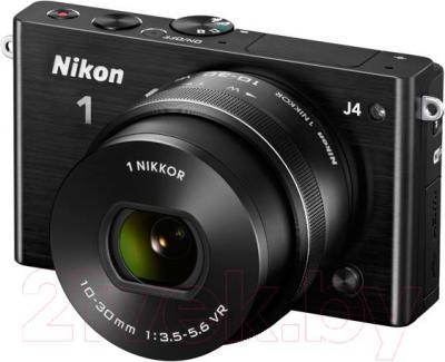 Беззеркальный фотоаппарат Nikon 1 S2 Kit 11-27.5mm (Black) - общий вид