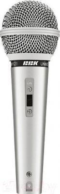 Микрофон BBK CM 121 (Gray) - общий вид