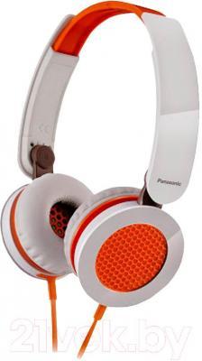Наушники Panasonic RP-HXS200E-D - общий вид