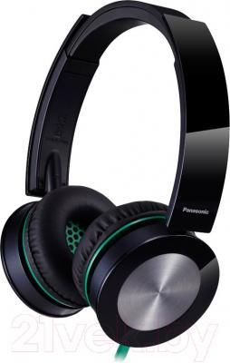 Наушники Panasonic RP-HXS400E-K - общий вид