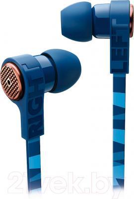 Наушники Philips SHE9050BL/00 - общий вид
