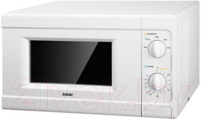 Микроволновая печь BBK 20MWS-705M/W - общий вид