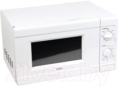 Микроволновая печь BBK 20MWS-705M/W - вид спереди