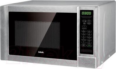 Микроволновая печь BBK 20MWS-725S/BX - общий вид