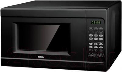 Микроволновая печь BBK 20MWS-727S/B - общий вид