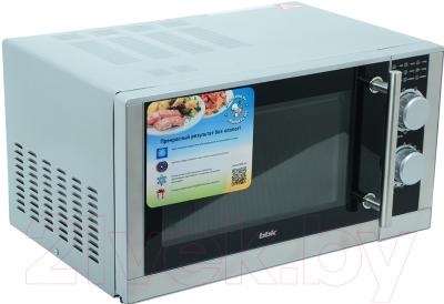 Микроволновая печь BBK 23MWG-923M/BX - вид спереди