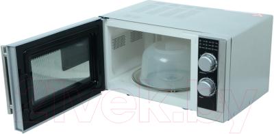 Микроволновая печь BBK 23MWG-923M/BX - с открытой дверцей