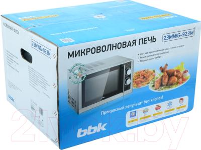 Микроволновая печь BBK 23MWG-923M/BX - коробка