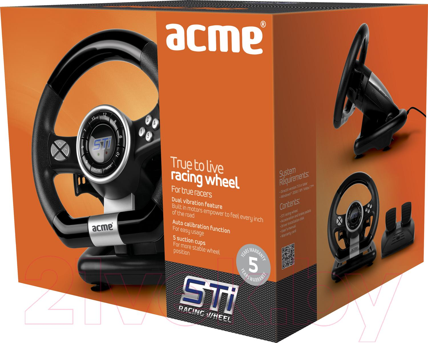 Racing Wheel STi 21vek.by 492000.000