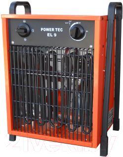 Тепловая пушка Power Tec EL9 - общий вид