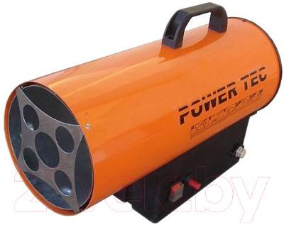 Тепловая пушка Power Tec GPL10 - общий вид