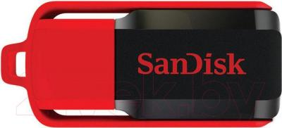 Usb flash накопитель SanDisk Cruzer Switch 8GB (SDCZ52-008G-R35) - общий вид