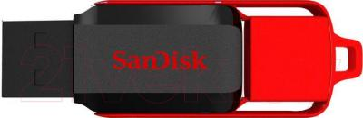 Usb flash накопитель SanDisk Cruzer Switch 8GB (SDCZ52-008G-R35) - общий вид