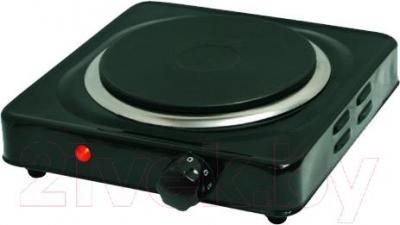 Электрическая настольная плита Supra HS-101 (Black) - общий вид
