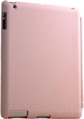 Чехол для планшета Miracase PTMS106ipad 2/3/4 - вид сзади
