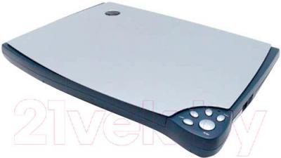 Планшетный сканер Mustek BearPaw 2400 CU+ II - общий вид