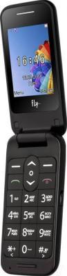 Мобильный телефон Fly Ezzy Trendy 2 (Black) - в открытом виде