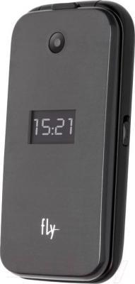 Мобильный телефон Fly Ezzy Trendy 2 (Black) - в закрытом положении