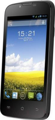 Смартфон Fly IQ4407 (Black) - общий вид