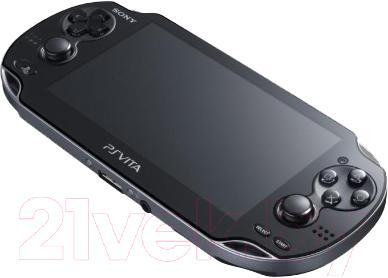 Игровая приставка Sony PlayStation Vita (PS719296393) - вид в проекции