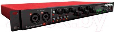 Аудиоинтерфейс Focusrite Scarlett 18i20 - общий вид