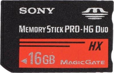 Карта памяти Sony Memory Stick PRO-HG Duo HX 16 Gb (MSHX16BT)