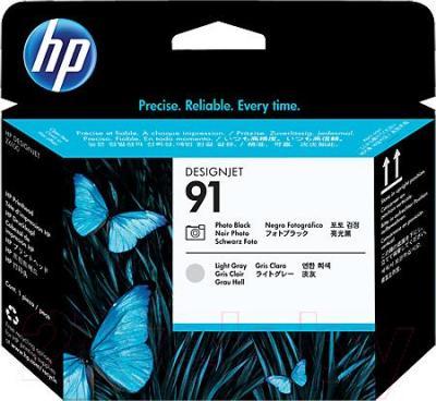 Печатающая головка HP 91 (C9463A) - общий вид
