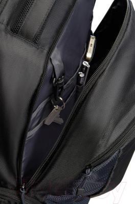 Рюкзак для ноутбука Samsonite Freeguider (66V*09 003) - изнутри