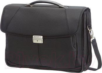 """Сумка для ноутбука Samsonite Intellio Briefcases 17,3"""" (00V*09 002) - общий вид"""