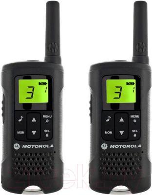Радиостанция Motorola TLKR-T61 - общий вид