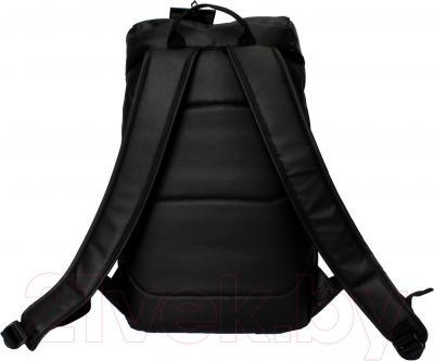 "Рюкзак для ноутбука Tucano Tu Pack 15"" (BKTP) - вид сзади"