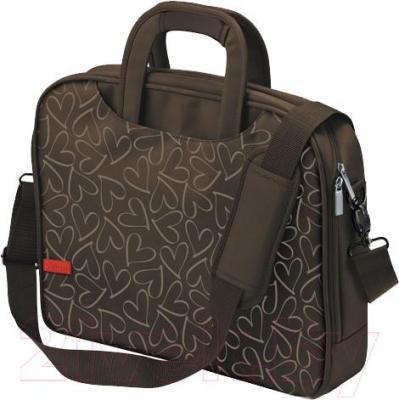 Сумка для ноутбука Trust Oslo Notebook Carry Bag 17040 (коричневый) - общий вид