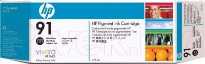Картридж HP 91 (C9481A) - общий вид