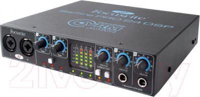 Аудиоинтерфейс Focusrite Saffire Pro 24 DSP - общий вид